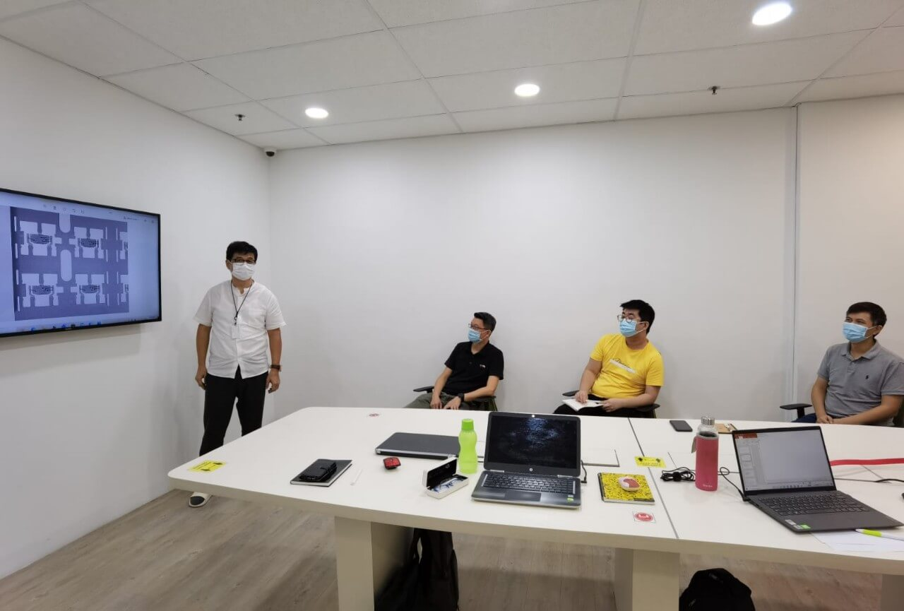 AI Project Collaboration with NTU-NTUitive Pte Ltd